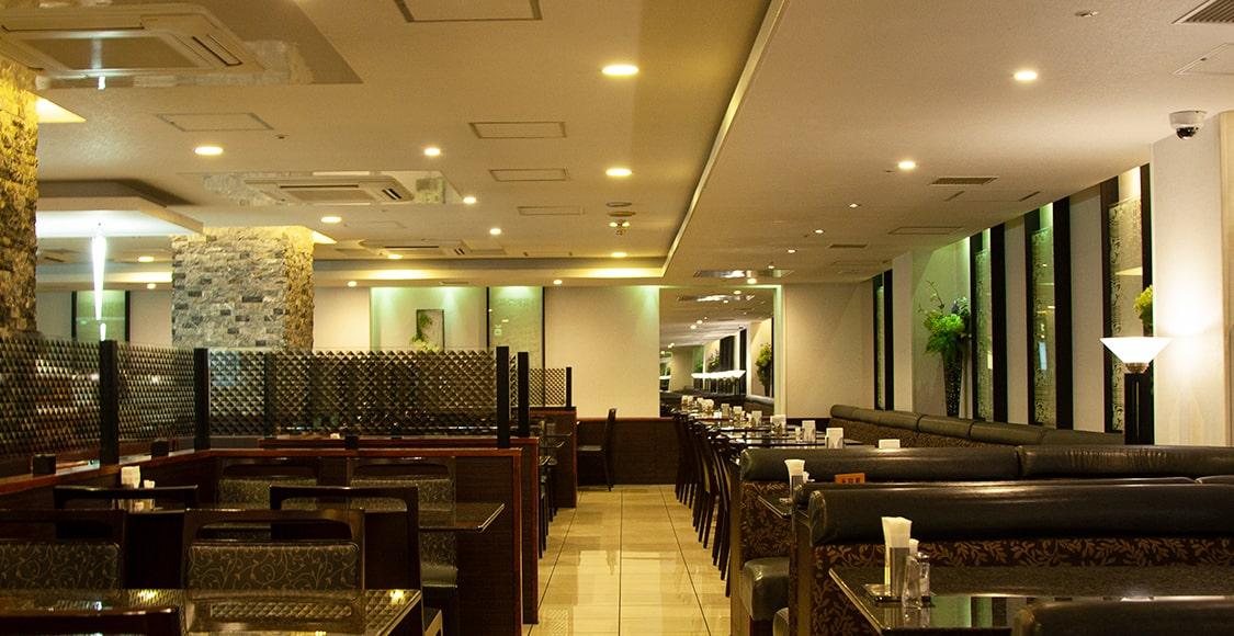 レストラン&カフェ 和洋酒菜グランカフェ